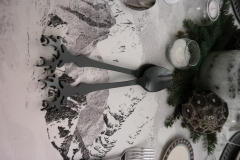 Montagne - Service salade rennes