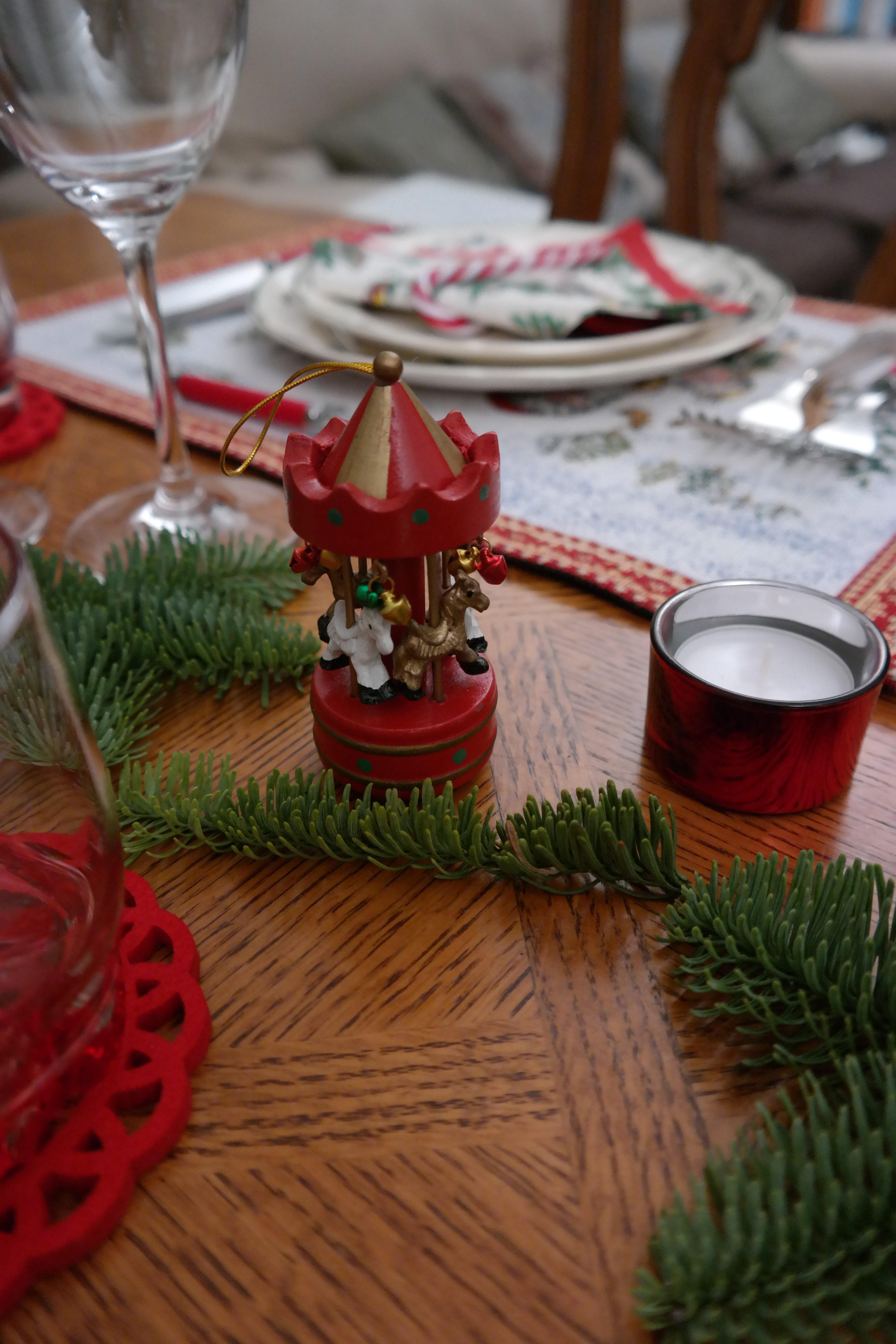 Noël et tradition - Carousel