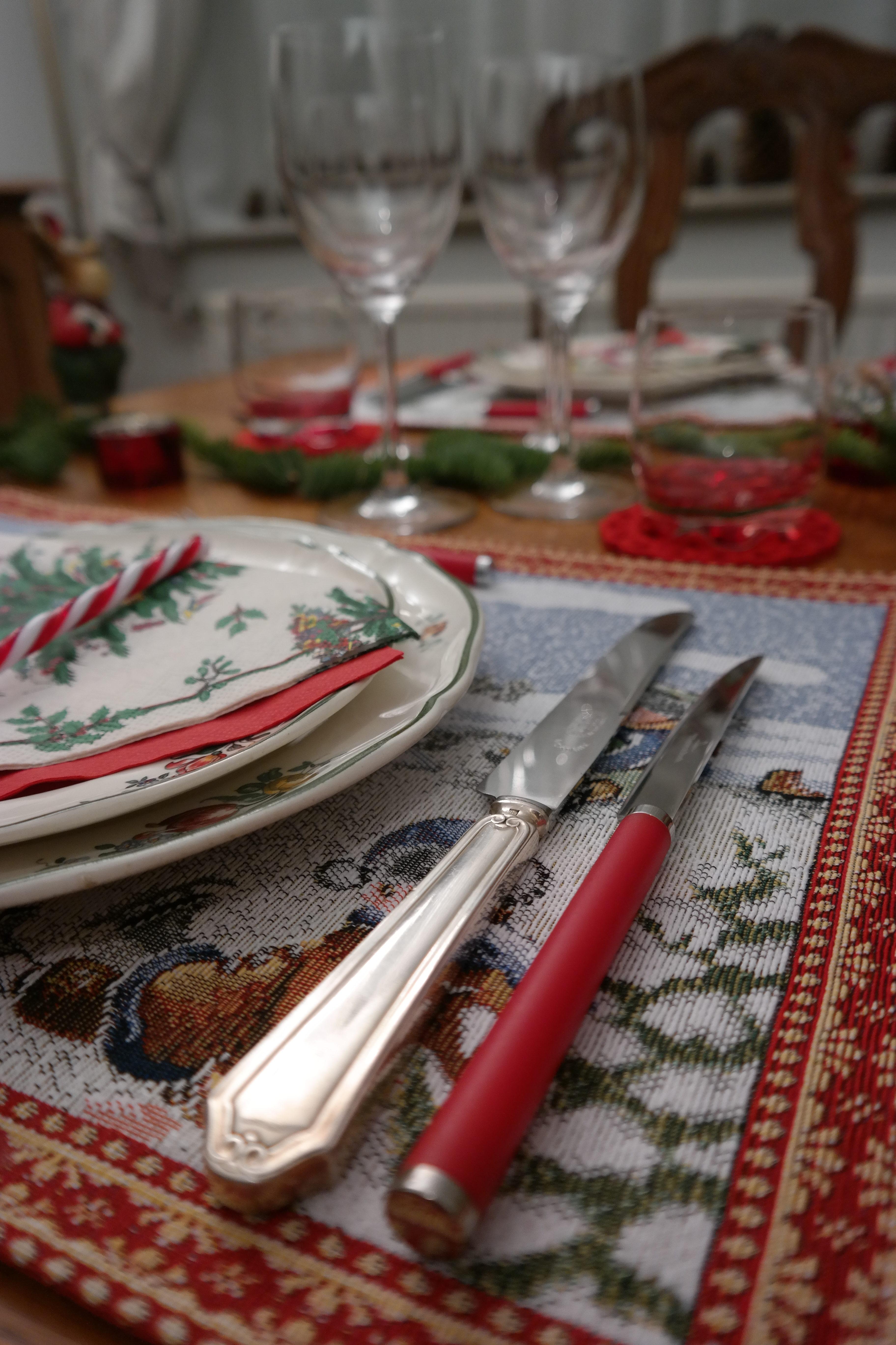 Noël et tradition - Couteaux