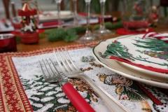 Noël et tradition - Fourchettes