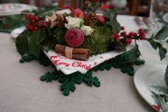 Noël Houx - Composition florale