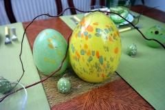 Oeufs de Pâques - Centre de table