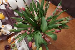 Petit-déjeuner-de-Pâques-Bouquet