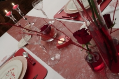 Saint-Valentin-Table
