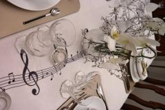 Noël_Musique - Centre de la table 1