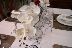 Noël_Musique - Orchidée de gauche