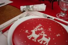 Avent, fourchette, serviette, rennes