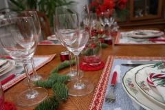 Noël et tradition - Verres