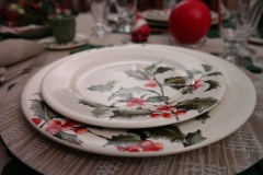 Noël Houx - Assiettes
