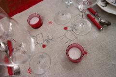 Noel Renne - Chemin de table