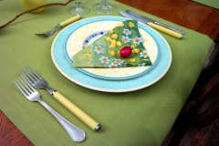 Oeufs de Pâques - Fourchettes