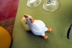 Oeufs de Pâques - Coq et oeuf